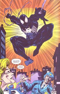 Spider-Man Symbiote - Venom Super Special 1