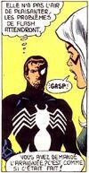 Spider-Man Symbiote - Spectacular 91