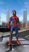Spider-Man Unlimited - Battle-Damaged Spider-Man