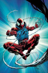 Ben Reilly, the Scarlet Spider 3