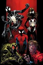 Ultimate Spider-Man 103 Textless