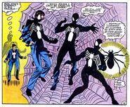 Spider-Man Symbiote - Marvel Team-Up 145