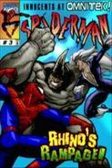Spider-Man PS1 - 3
