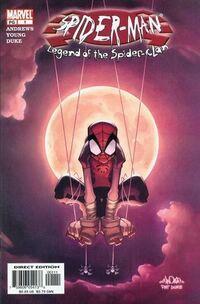 Spider-Man Legend of the Spider-Clan 1
