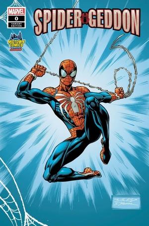 Spider-Geddon 0 Variant