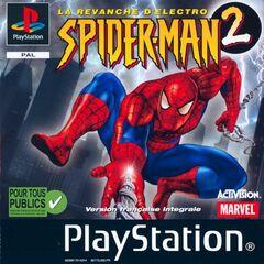 Spider-Man 2 PS1