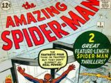 The Amazing Spider-Man Nº1