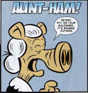 Aunt Ham
