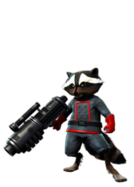 Store RocketRaccoon Modern