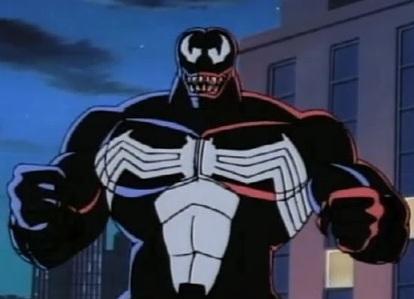 Venom Spiderman Animated Wikia Fandom Powered By Wikia