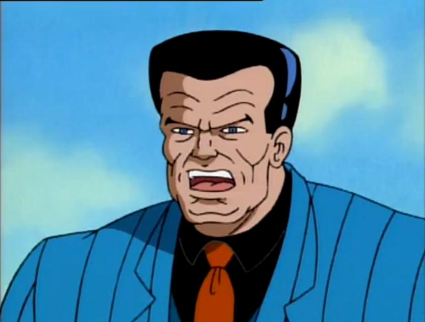 Hammerhead Spiderman Animated Wikia Fandom Powered By