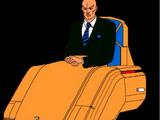 Professor Xavier's hover chair