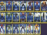 Spider-Man: The Animated Series Action Figures