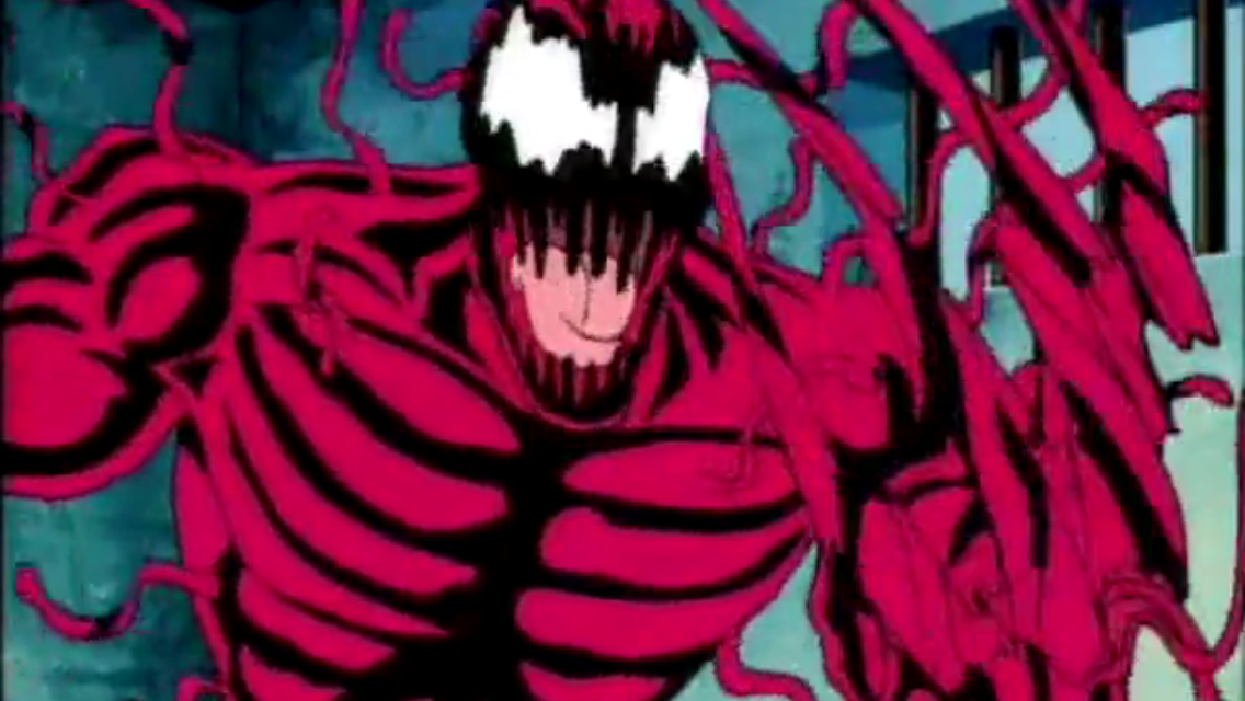 Carnage | Spiderman animated Wikia | Fandom