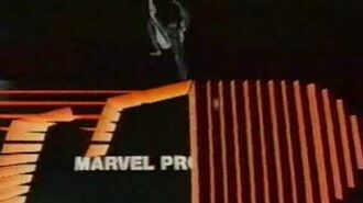 Marvel Productions logo (1986)