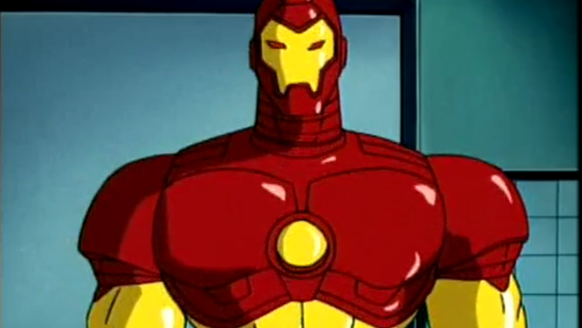 Iron Man | Spiderman animated Wikia | FANDOM powered by Wikia