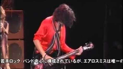 Aerosmith Performs The 1967 Spider Man Theme Live At Tokyo