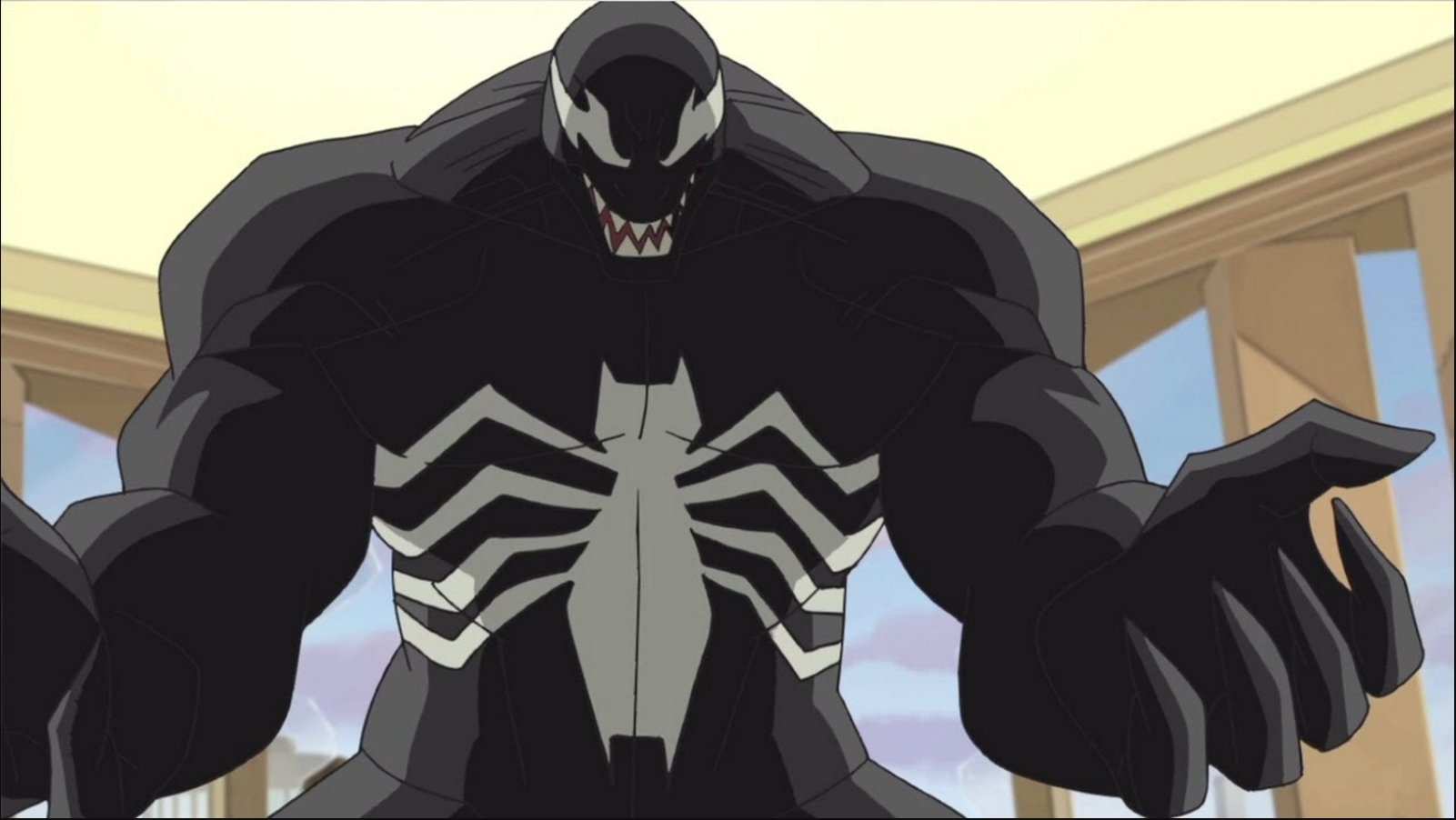 Venom (Ultimate Spider-Man)   Spiderman animated Wikia ... - photo#38