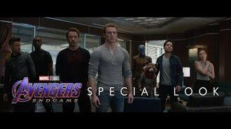 Marvel Studios' Avengers Endgame Special Look