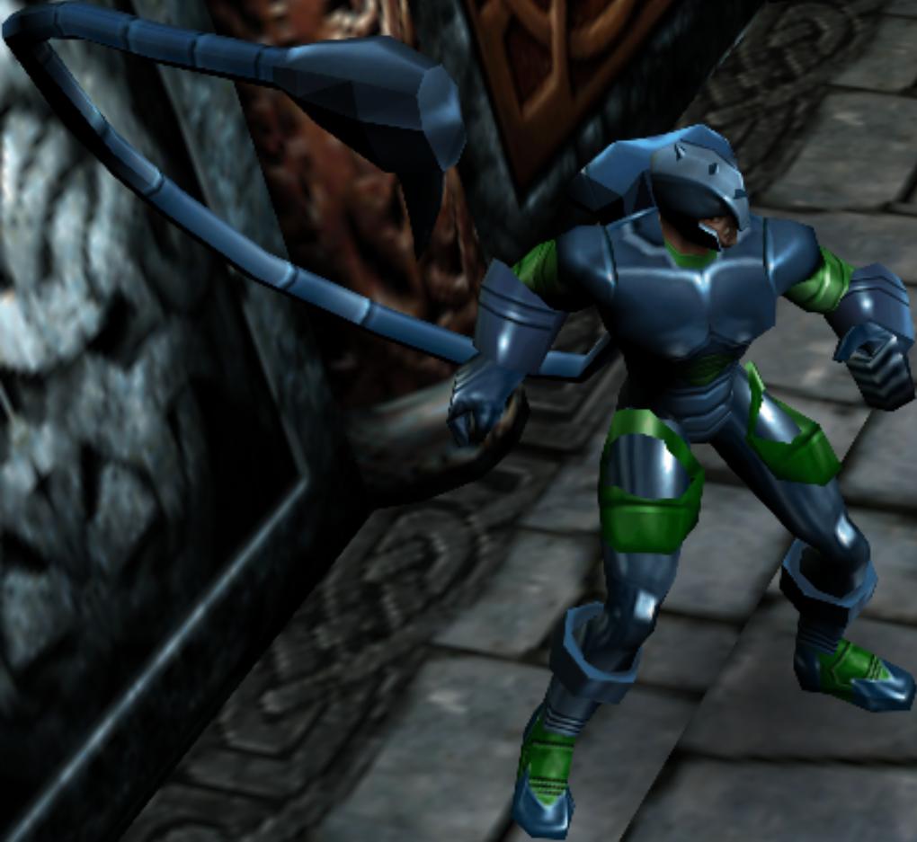 Scorpion (Marvel: Ultimate Alliance 2) | Spiderman ...