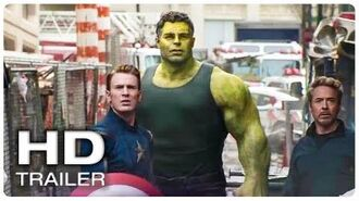 AVENGERS 4 ENDGAME Professor Hulk Trailer (NEW 2019) Marvel Superhero Movie HD