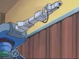 Argon Matrix Laser