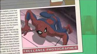 The Spectacular Spider-Man Opening HD