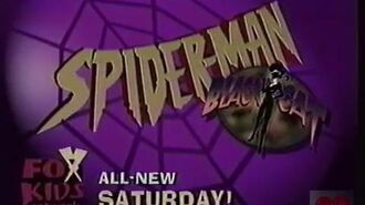 Spider-Man Fox Kids Promo 1997