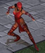 Character - Elektra