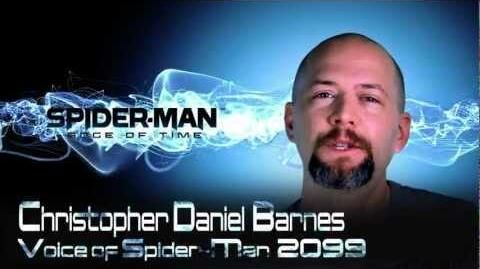 Christopher Daniel Barnes talks Spider-Man Edge of Time