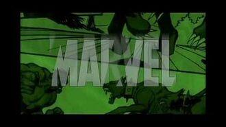 Marvel Logo Hulk Varaint