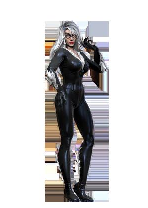 Black Cat Marvel Heroes Spiderman Animated Wikia Fandom