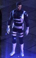 Character - S.H.I.E.L.D. Agent James Woo