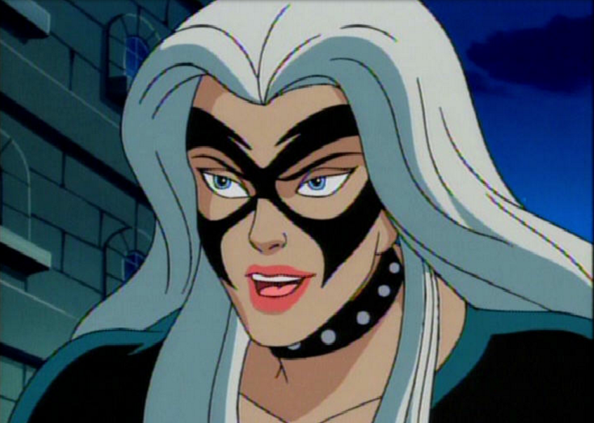 Black Cat | Spiderman animated Wikia | FANDOM powered by Wikia