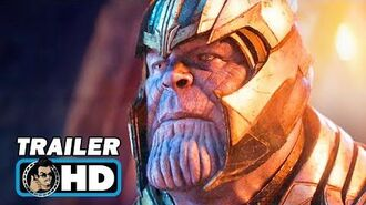 "AVENGERS ENDGAME ""Thanos vs Captain America"" TV Spot Trailer NEW (2019) Marvel"