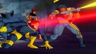 X-Men Season 5 Intro (90's Cartoon) HD