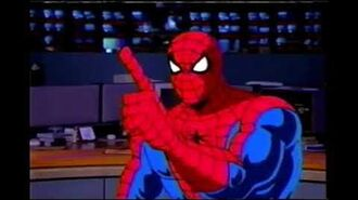Fox Kids Take Over '98 hosted by Spider Man