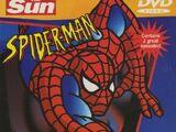 Spider-Man promo DVD