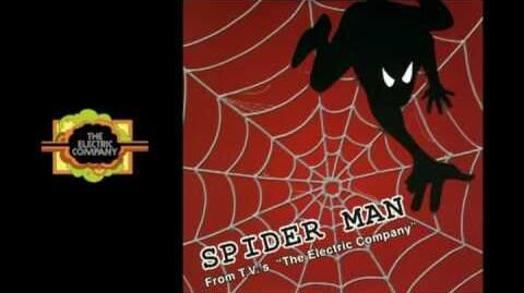 The Electric Company - Spider Man Theme Song Gary William Friedman Dance Version