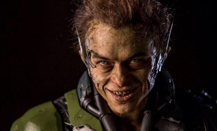Green Goblin 2014 Actor