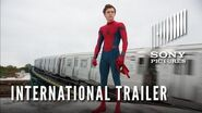 SPIDER-MAN HOMECOMING - Official International Trailer (HD)