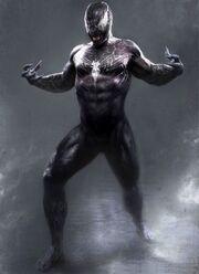 Venom Concept Art