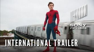 SPIDER-MAN HOMECOMING - International Trailer