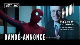Spider-Man Homecoming - Bande-annonce version longue - VOST