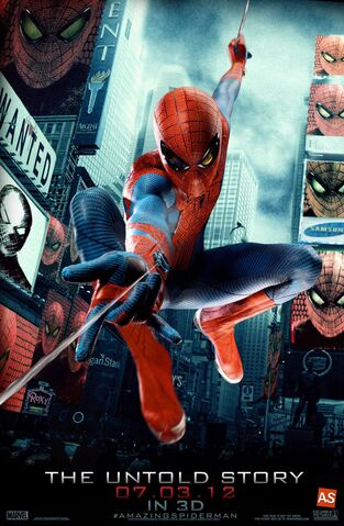 "File:The Amazing Spider-Man - ""The Untold Story"" - Poster.jpg"