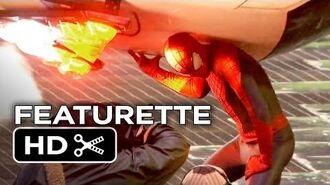The Amazing Spider-Man 2 Featurette - Lights, Camera, Action! (2014) - Paul Giamatti Movie HD