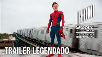 Homem-Aranha De Volta ao Lar Trailer Legendado 6 de julho nos cinemas