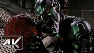 La Propuesta del Duende Verde a Spiderman LATINO (4k-HD) Spider-Man (2002)