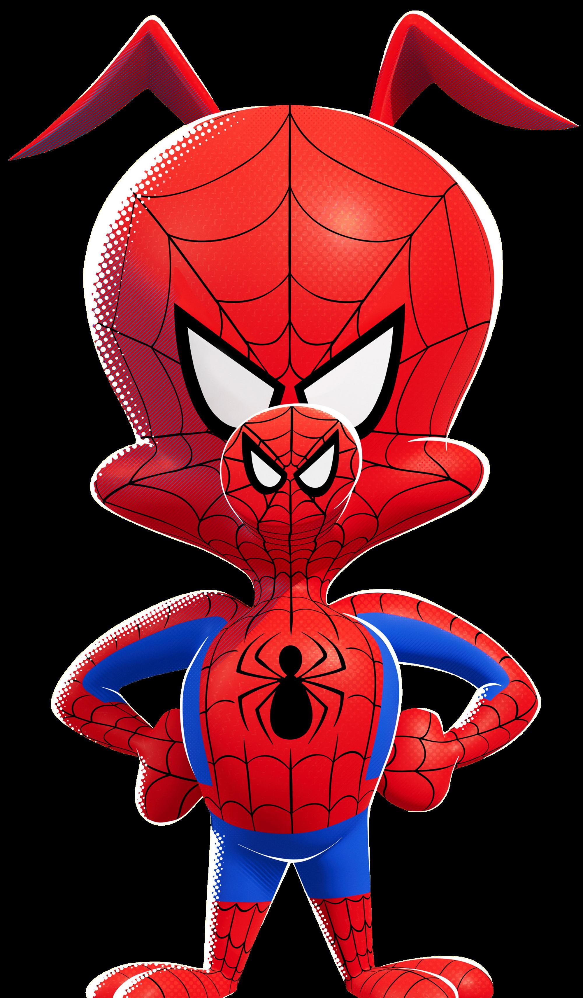 Spider-Ham (John Mulan...