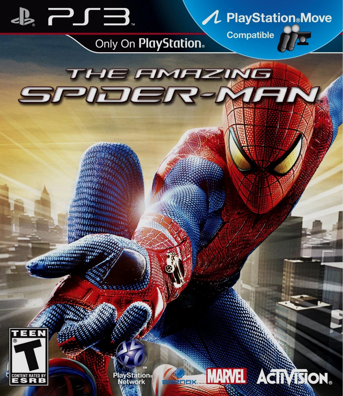 The Amazing Spider Man Video Game Spider Man Films Wiki Fandom